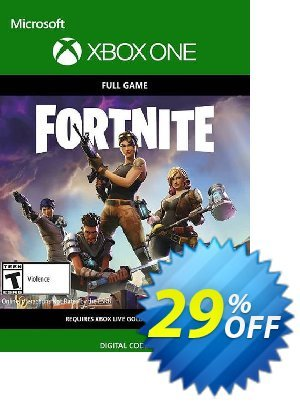 Fortnite: Save the World - Founders Pack Xbox One (US) discount coupon Fortnite: Save the World - Founders Pack Xbox One (US) Deal 2021 CDkeys - Fortnite: Save the World - Founders Pack Xbox One (US) Exclusive Sale offer for iVoicesoft
