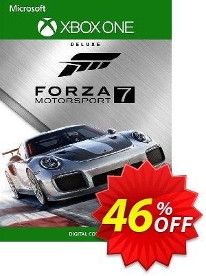 Forza Motorsport 7 - Deluxe Edition Xbox One (UK) discount coupon Forza Motorsport 7 - Deluxe Edition Xbox One (UK) Deal 2021 CDkeys - Forza Motorsport 7 - Deluxe Edition Xbox One (UK) Exclusive Sale offer for iVoicesoft