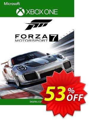 Forza Motorsport 7 Standard Edition Xbox One (US) discount coupon Forza Motorsport 7 Standard Edition Xbox One (US) Deal 2021 CDkeys - Forza Motorsport 7 Standard Edition Xbox One (US) Exclusive Sale offer for iVoicesoft