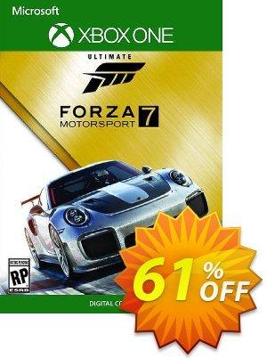 Forza Motorsport 7 - Ultimate Edition Xbox One (UK) discount coupon Forza Motorsport 7 - Ultimate Edition Xbox One (UK) Deal 2021 CDkeys - Forza Motorsport 7 - Ultimate Edition Xbox One (UK) Exclusive Sale offer for iVoicesoft