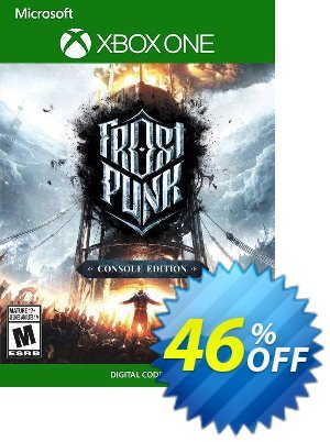 Frostpunk: Console Edition Xbox One (UK) discount coupon Frostpunk: Console Edition Xbox One (UK) Deal 2021 CDkeys - Frostpunk: Console Edition Xbox One (UK) Exclusive Sale offer for iVoicesoft