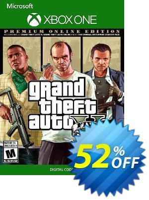 Grand Theft Auto V: Premium Online Edition Xbox One (US) discount coupon Grand Theft Auto V: Premium Online Edition Xbox One (US) Deal 2021 CDkeys - Grand Theft Auto V: Premium Online Edition Xbox One (US) Exclusive Sale offer for iVoicesoft