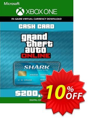Grand Theft Auto V 5 - Tiger Shark Cash Card Xbox One discount coupon Grand Theft Auto V 5 - Tiger Shark Cash Card Xbox One Deal 2021 CDkeys - Grand Theft Auto V 5 - Tiger Shark Cash Card Xbox One Exclusive Sale offer for iVoicesoft