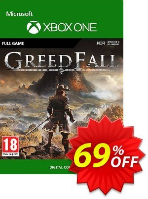 Greedfall Xbox One (US) discount coupon Greedfall Xbox One (US) Deal 2021 CDkeys - Greedfall Xbox One (US) Exclusive Sale offer for iVoicesoft