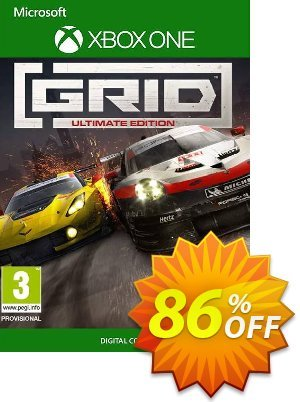 GRID Ultimate Edition Xbox One (US) discount coupon GRID Ultimate Edition Xbox One (US) Deal 2021 CDkeys - GRID Ultimate Edition Xbox One (US) Exclusive Sale offer for iVoicesoft