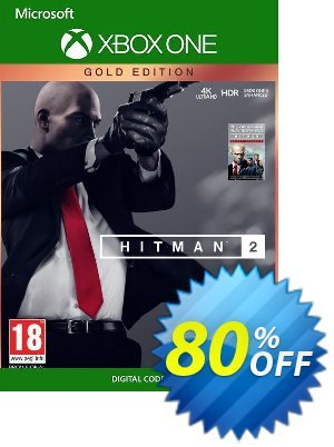 Hitman 2 - Gold Edition Xbox One (US) discount coupon Hitman 2 - Gold Edition Xbox One (US) Deal 2021 CDkeys - Hitman 2 - Gold Edition Xbox One (US) Exclusive Sale offer for iVoicesoft