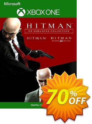 Hitman HD Enhanced Collection Xbox One (UK) discount coupon Hitman HD Enhanced Collection Xbox One (UK) Deal 2021 CDkeys - Hitman HD Enhanced Collection Xbox One (UK) Exclusive Sale offer for iVoicesoft