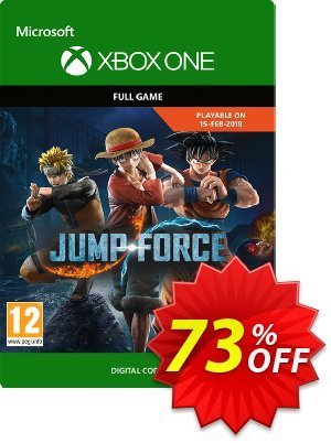 Jump Force Standard Edition Xbox One Coupon, discount Jump Force Standard Edition Xbox One Deal 2021 CDkeys. Promotion: Jump Force Standard Edition Xbox One Exclusive Sale offer for iVoicesoft