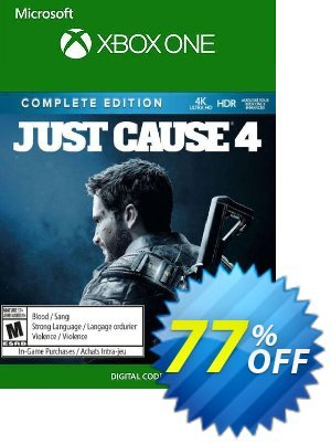 Just Cause 4 - Complete Edition Xbox One (UK) discount coupon Just Cause 4 - Complete Edition Xbox One (UK) Deal 2021 CDkeys - Just Cause 4 - Complete Edition Xbox One (UK) Exclusive Sale offer for iVoicesoft