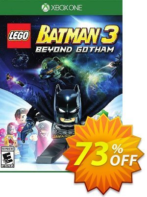 LEGO Batman 3 - Beyond Gotham Deluxe Edition Xbox One (UK) discount coupon LEGO Batman 3 - Beyond Gotham Deluxe Edition Xbox One (UK) Deal 2021 CDkeys - LEGO Batman 3 - Beyond Gotham Deluxe Edition Xbox One (UK) Exclusive Sale offer for iVoicesoft