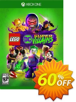 LEGO DC Super-Villains Xbox One (UK) discount coupon LEGO DC Super-Villains Xbox One (UK) Deal 2021 CDkeys - LEGO DC Super-Villains Xbox One (UK) Exclusive Sale offer for iVoicesoft