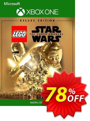 LEGO Star Wars The Force Awakens - Deluxe Edition Xbox One (US) discount coupon LEGO Star Wars The Force Awakens - Deluxe Edition Xbox One (US) Deal 2021 CDkeys - LEGO Star Wars The Force Awakens - Deluxe Edition Xbox One (US) Exclusive Sale offer for iVoicesoft