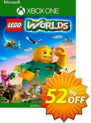 LEGO Worlds Xbox One (UK) Coupon, discount LEGO Worlds Xbox One (UK) Deal 2021 CDkeys. Promotion: LEGO Worlds Xbox One (UK) Exclusive Sale offer for iVoicesoft