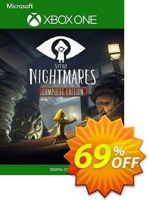 Little Nightmares Complete Edition Xbox One (UK) discount coupon Little Nightmares Complete Edition Xbox One (UK) Deal 2021 CDkeys - Little Nightmares Complete Edition Xbox One (UK) Exclusive Sale offer for iVoicesoft