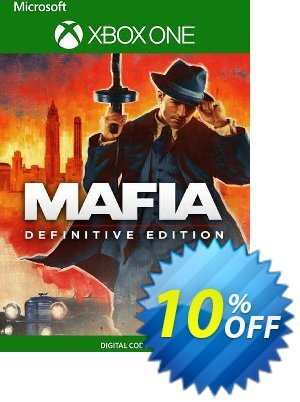 Mafia: Definitive Edition Xbox One (EU) discount coupon Mafia: Definitive Edition Xbox One (EU) Deal 2021 CDkeys - Mafia: Definitive Edition Xbox One (EU) Exclusive Sale offer for iVoicesoft