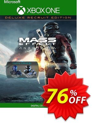 Mass Effect:  Andromeda – Deluxe Recruit Edition Xbox One (UK) discount coupon Mass Effect:  Andromeda – Deluxe Recruit Edition Xbox One (UK) Deal 2021 CDkeys - Mass Effect:  Andromeda – Deluxe Recruit Edition Xbox One (UK) Exclusive Sale offer for iVoicesoft