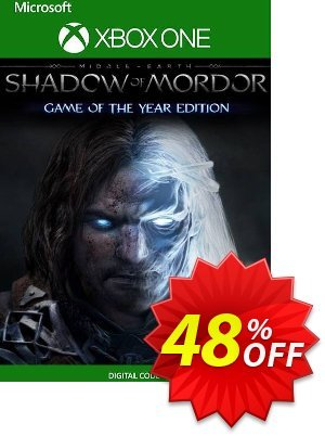 Middle-Earth: Shadow of Mordor -  Game of the Year Edition Xbox One (UK) Coupon, discount Middle-Earth: Shadow of Mordor -  Game of the Year Edition Xbox One (UK) Deal 2021 CDkeys. Promotion: Middle-Earth: Shadow of Mordor -  Game of the Year Edition Xbox One (UK) Exclusive Sale offer for iVoicesoft