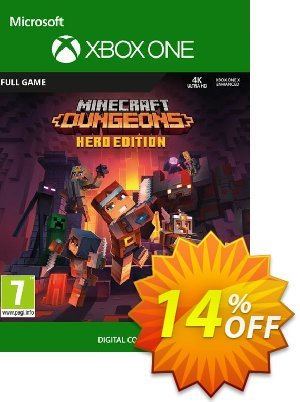 Minecraft Dungeons Hero Edition Xbox One discount coupon Minecraft Dungeons Hero Edition Xbox One Deal 2021 CDkeys - Minecraft Dungeons Hero Edition Xbox One Exclusive Sale offer for iVoicesoft