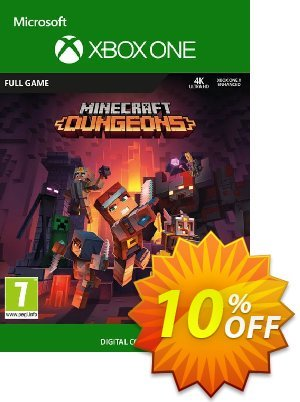 Minecraft Dungeons Xbox One discount coupon Minecraft Dungeons Xbox One Deal 2021 CDkeys - Minecraft Dungeons Xbox One Exclusive Sale offer for iVoicesoft