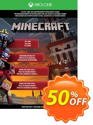 Minecraft Xbox One - Redstone Pack DLC Coupon discount Minecraft Xbox One - Redstone Pack DLC Deal 2021 CDkeys