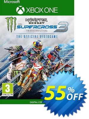 Monster Energy Supercross - The Official Videogame 3 Xbox One (UK) discount coupon Monster Energy Supercross - The Official Videogame 3 Xbox One (UK) Deal 2021 CDkeys - Monster Energy Supercross - The Official Videogame 3 Xbox One (UK) Exclusive Sale offer for iVoicesoft