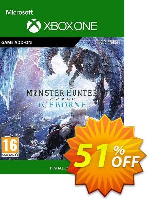 Monster Hunter World Iceborne Xbox One (UK) discount coupon Monster Hunter World Iceborne Xbox One (UK) Deal 2021 CDkeys - Monster Hunter World Iceborne Xbox One (UK) Exclusive Sale offer for iVoicesoft