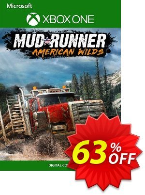 Mudrunner -  American Wilds Edition Xbox One (UK) Coupon, discount Mudrunner -  American Wilds Edition Xbox One (UK) Deal 2021 CDkeys. Promotion: Mudrunner -  American Wilds Edition Xbox One (UK) Exclusive Sale offer for iVoicesoft