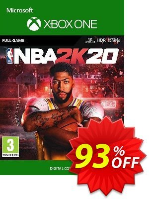 NBA 2K20 Xbox One (UK) discount coupon NBA 2K20 Xbox One (UK) Deal 2021 CDkeys - NBA 2K20 Xbox One (UK) Exclusive Sale offer for iVoicesoft