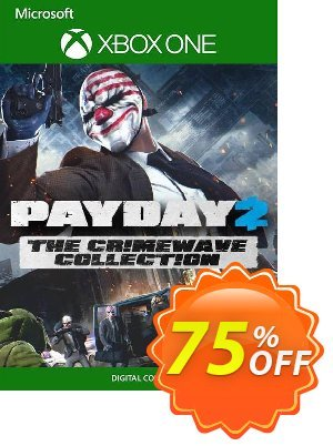 Payday 2 - The Crimewave Collection Xbox One (UK) Coupon, discount Payday 2 - The Crimewave Collection Xbox One (UK) Deal 2021 CDkeys. Promotion: Payday 2 - The Crimewave Collection Xbox One (UK) Exclusive Sale offer for iVoicesoft