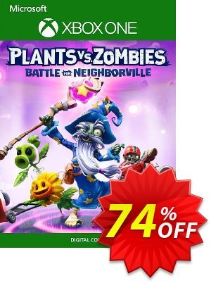 Plants vs. Zombies: Battle for Neighborville Xbox One (UK) discount coupon Plants vs. Zombies: Battle for Neighborville Xbox One (UK) Deal 2021 CDkeys - Plants vs. Zombies: Battle for Neighborville Xbox One (UK) Exclusive Sale offer for iVoicesoft