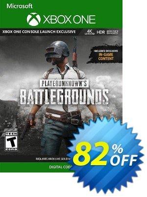 PlayerUnknowns Battlegrounds (PUBG) Xbox One (UK) discount coupon PlayerUnknowns Battlegrounds (PUBG) Xbox One (UK) Deal 2021 CDkeys - PlayerUnknowns Battlegrounds (PUBG) Xbox One (UK) Exclusive Sale offer for iVoicesoft