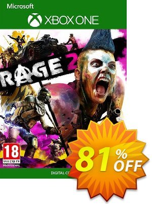 RAGE 2 Xbox One (UK) discount coupon RAGE 2 Xbox One (UK) Deal 2021 CDkeys - RAGE 2 Xbox One (UK) Exclusive Sale offer for iVoicesoft