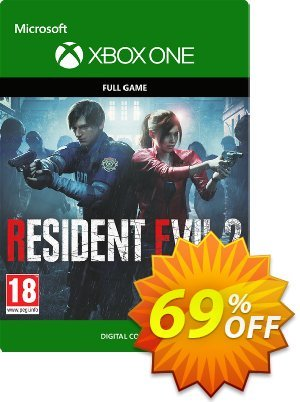 Resident Evil 2 Xbox One (US) discount coupon Resident Evil 2 Xbox One (US) Deal 2021 CDkeys - Resident Evil 2 Xbox One (US) Exclusive Sale offer for iVoicesoft