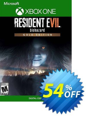 Resident Evil 7 Biohazard Gold Edition Xbox One / PC (UK) discount coupon Resident Evil 7 Biohazard Gold Edition Xbox One / PC (UK) Deal 2021 CDkeys - Resident Evil 7 Biohazard Gold Edition Xbox One / PC (UK) Exclusive Sale offer for iVoicesoft
