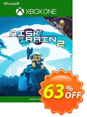 Risk of Rain 1 and 2 Bundle Xbox One (UK) Coupon, discount Risk of Rain 1 and 2 Bundle Xbox One (UK) Deal 2021 CDkeys. Promotion: Risk of Rain 1 and 2 Bundle Xbox One (UK) Exclusive Sale offer for iVoicesoft