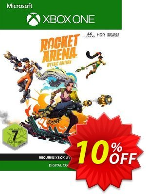 Rocket Arena Mythic Edition Xbox One (US) discount coupon Rocket Arena Mythic Edition Xbox One (US) Deal 2021 CDkeys - Rocket Arena Mythic Edition Xbox One (US) Exclusive Sale offer for iVoicesoft