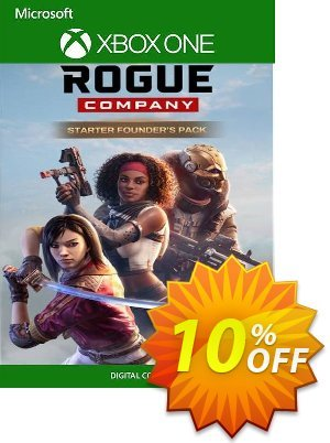 Rogue Company: Starter Founder's Pack Xbox One (UK) discount coupon Rogue Company: Starter Founder's Pack Xbox One (UK) Deal 2021 CDkeys - Rogue Company: Starter Founder's Pack Xbox One (UK) Exclusive Sale offer for iVoicesoft