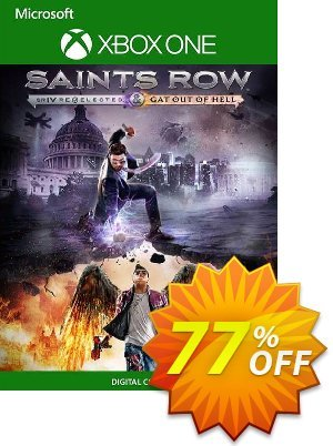 Saints Row IV: Re-Elected and Gat out of Hell Xbox one (UK) discount coupon Saints Row IV: Re-Elected and Gat out of Hell Xbox one (UK) Deal 2021 CDkeys - Saints Row IV: Re-Elected and Gat out of Hell Xbox one (UK) Exclusive Sale offer for iVoicesoft