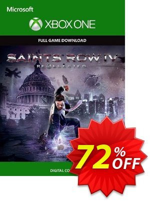Saints Row IV: Re-Elected Xbox One (UK) discount coupon Saints Row IV: Re-Elected Xbox One (UK) Deal 2021 CDkeys - Saints Row IV: Re-Elected Xbox One (UK) Exclusive Sale offer for iVoicesoft