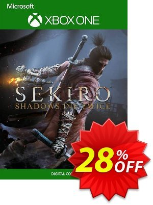 Sekiro: Shadows Die Twice Xbox One (UK) discount coupon Sekiro: Shadows Die Twice Xbox One (UK) Deal 2021 CDkeys - Sekiro: Shadows Die Twice Xbox One (UK) Exclusive Sale offer for iVoicesoft