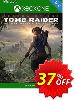 Shadow of the Tomb Raider Definitive Edition - Extra Content Xbox One (UK) discount coupon Shadow of the Tomb Raider Definitive Edition - Extra Content Xbox One (UK) Deal 2021 CDkeys - Shadow of the Tomb Raider Definitive Edition - Extra Content Xbox One (UK) Exclusive Sale offer for iVoicesoft