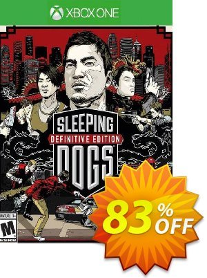 Sleeping Dogs Definitive Edition Xbox One (UK) discount coupon Sleeping Dogs Definitive Edition Xbox One (UK) Deal 2021 CDkeys - Sleeping Dogs Definitive Edition Xbox One (UK) Exclusive Sale offer for iVoicesoft