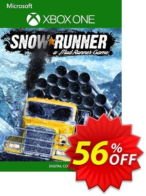 SnowRunner Xbox One (US) Coupon, discount SnowRunner Xbox One (US) Deal 2021 CDkeys. Promotion: SnowRunner Xbox One (US) Exclusive Sale offer for iVoicesoft