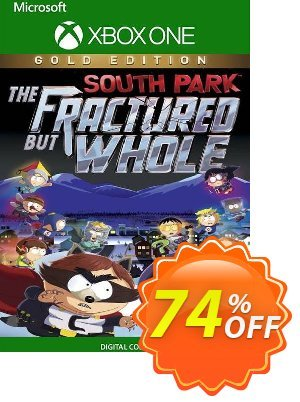 South Park: The Fractured but Whole - Gold Edition Xbox One (UK) discount coupon South Park: The Fractured but Whole - Gold Edition Xbox One (UK) Deal 2021 CDkeys - South Park: The Fractured but Whole - Gold Edition Xbox One (UK) Exclusive Sale offer for iVoicesoft