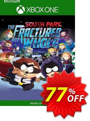 South Park: The Fractured but Whole Xbox One (UK) discount coupon South Park: The Fractured but Whole Xbox One (UK) Deal 2021 CDkeys - South Park: The Fractured but Whole Xbox One (UK) Exclusive Sale offer for iVoicesoft