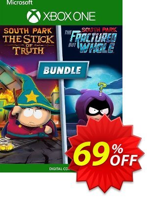 South Park: The Stick of Truth + The Fractured but Whole Bundle Xbox One (UK) discount coupon South Park: The Stick of Truth + The Fractured but Whole Bundle Xbox One (UK) Deal 2021 CDkeys - South Park: The Stick of Truth + The Fractured but Whole Bundle Xbox One (UK) Exclusive Sale offer for iVoicesoft