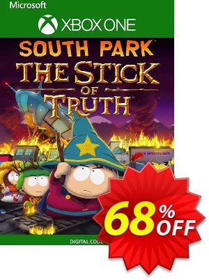 South Park: The Stick of Truth Xbox One (UK) discount coupon South Park: The Stick of Truth Xbox One (UK) Deal 2021 CDkeys - South Park: The Stick of Truth Xbox One (UK) Exclusive Sale offer for iVoicesoft