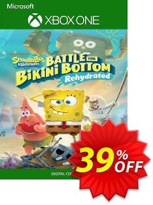 SpongeBob SquarePants: Battle for Bikini Bottom - Rehydrated Xbox One (UK) Coupon, discount SpongeBob SquarePants: Battle for Bikini Bottom - Rehydrated Xbox One (UK) Deal 2021 CDkeys. Promotion: SpongeBob SquarePants: Battle for Bikini Bottom - Rehydrated Xbox One (UK) Exclusive Sale offer for iVoicesoft