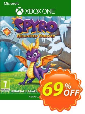 Spyro Reignited Trilogy Xbox One (US) discount coupon Spyro Reignited Trilogy Xbox One (US) Deal 2021 CDkeys - Spyro Reignited Trilogy Xbox One (US) Exclusive Sale offer for iVoicesoft