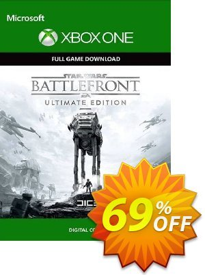 Star Wars Battlefront - Ultimate Edition Xbox One (UK) discount coupon Star Wars Battlefront - Ultimate Edition Xbox One (UK) Deal 2021 CDkeys - Star Wars Battlefront - Ultimate Edition Xbox One (UK) Exclusive Sale offer for iVoicesoft